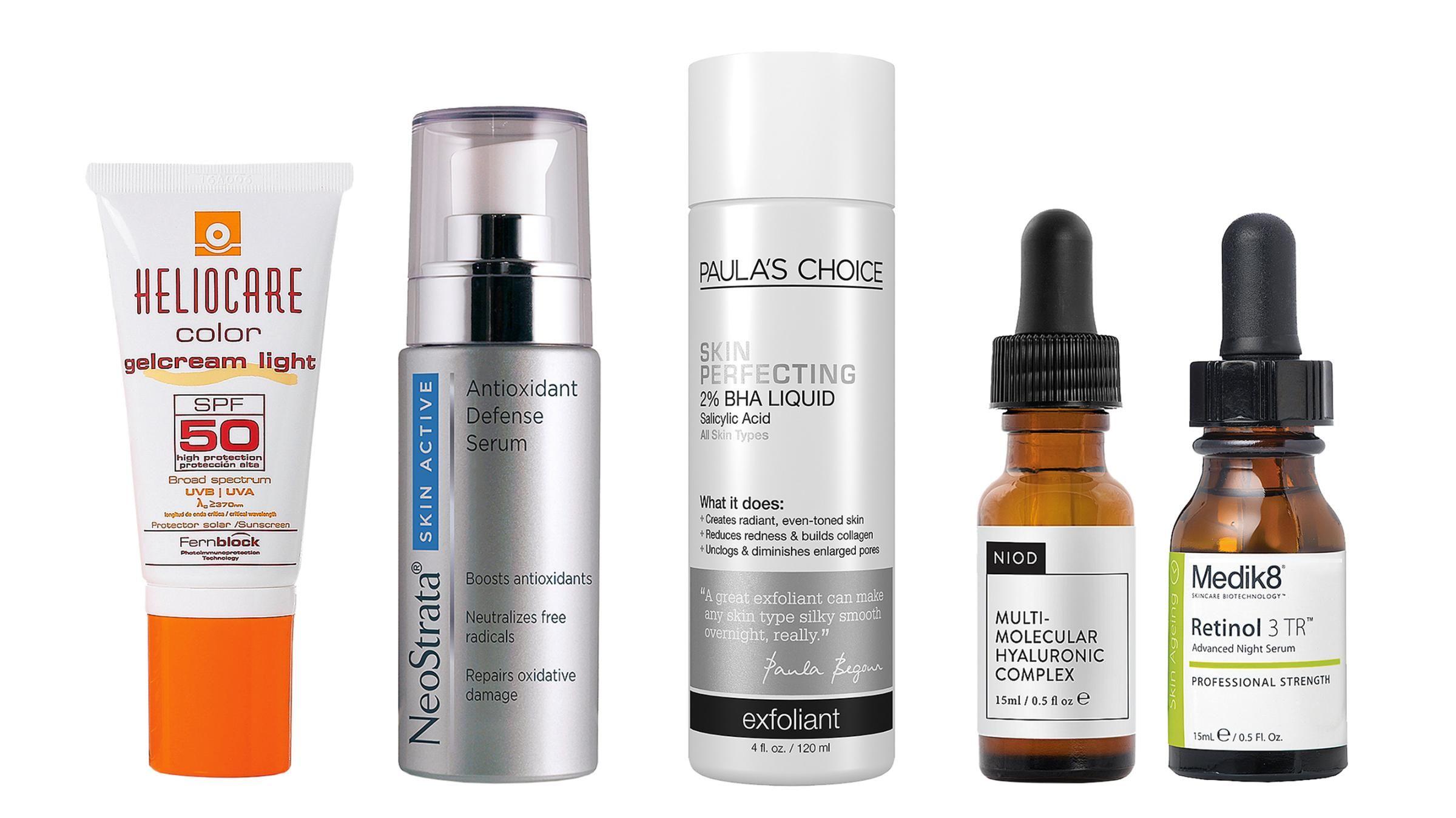 Sarah Jossel Beautyboss Reveals Her Five Best Facial Skincare Products Facial Skin Care Skin Care Facial