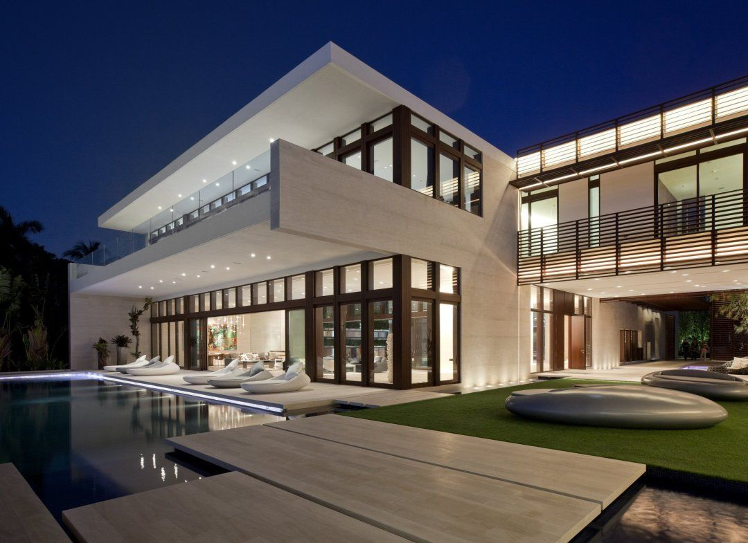 Miami S Most Expensive House Listed At 60 Million Photos Expensive Houses Miami Houses Architecture House