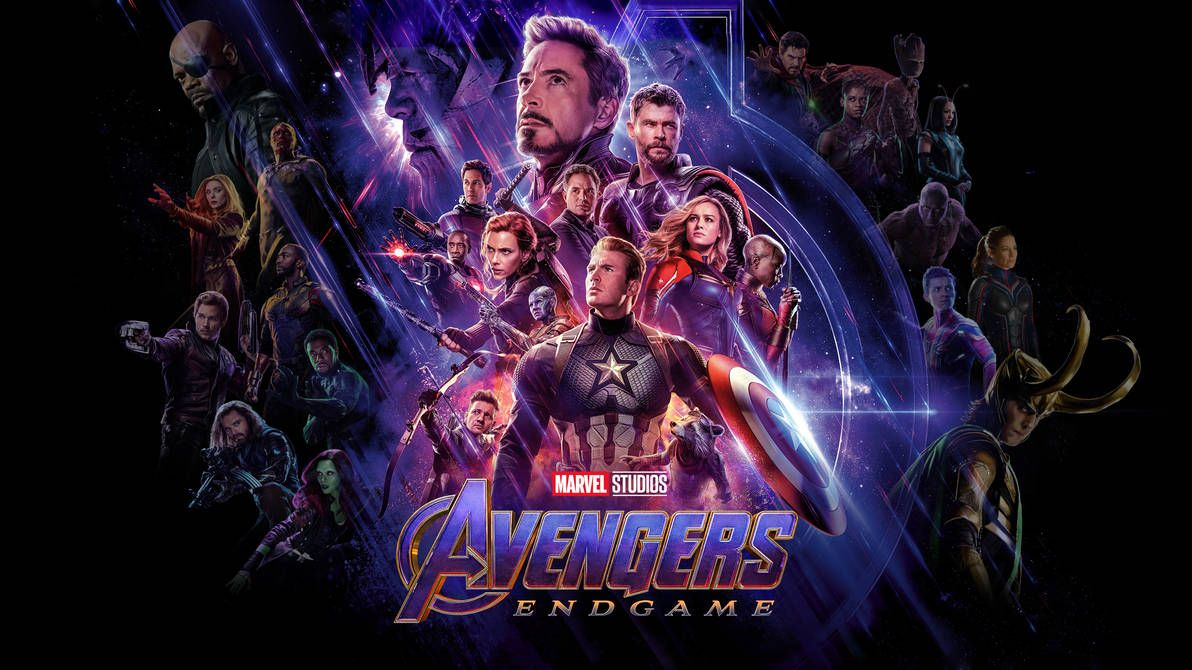MARVEL STUDIOS AVENGERS ENDGAME DESKTOP WALLPAPER by https