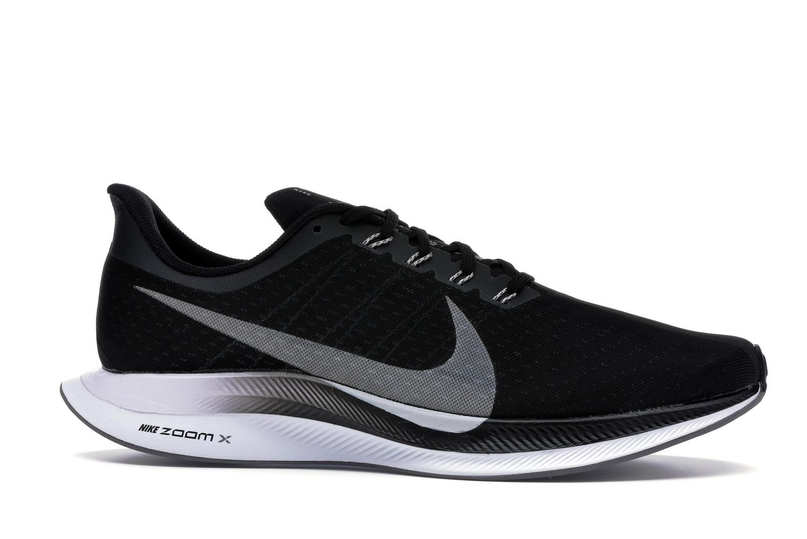Nike Zoom Pegasus 35 Turbo Black Vast Grey | Zapatillas ...