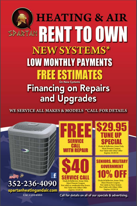 Your so hot the air conditioning broke! Get financing on