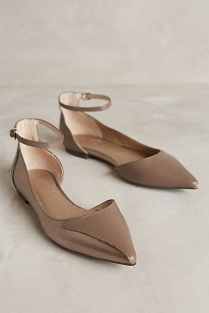 Seychelles Most Likely Flats - anthropologie.com #anthrofave