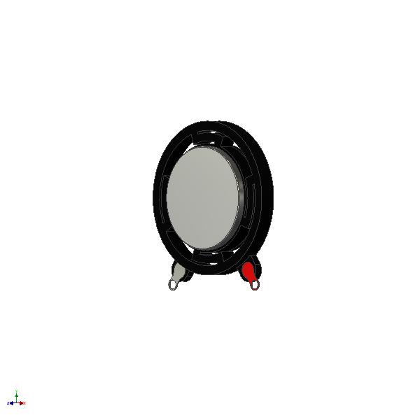 ASX03304-SM-R - PUI slim 3W audio exciter   Tech - Speakers