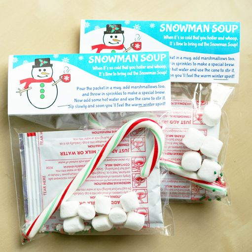 photo relating to Snowman Soup Free Printable Bag Toppers identified as Cost-free printable Snowman Soup Bag Toppers Labels. Such create
