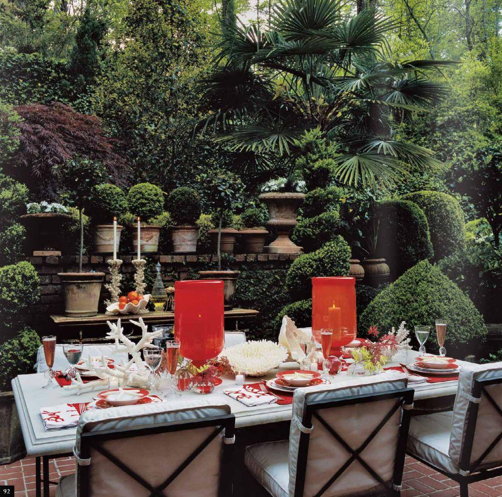 Atlanta Garden Of Bill Hudgins