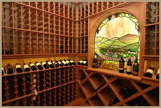 Straight Of The Bat You See This Snap Custom Wine Cellar Door Incorporated Into Entryway It S Actually Our Standard With
