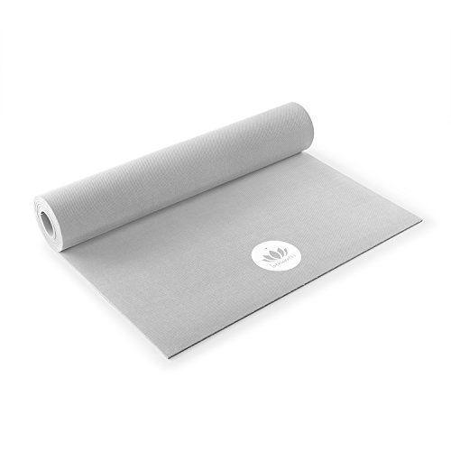 antid/érapant Lotuscrafts Tapis de Yoga Oeko id/éal pour Le Yoga Ashtanga et Vinyasa Flow Caoutchouc Naturel Biologique