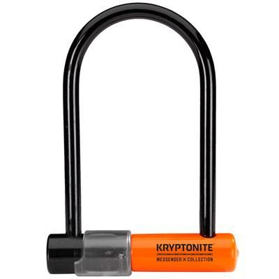 Kryptonite Messenger Mini U-Lock 3 75 x 6 5'' | Products