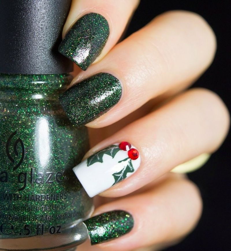 Nail design Christmas: ideas espectaculares para el mejor look  – Peinados facile