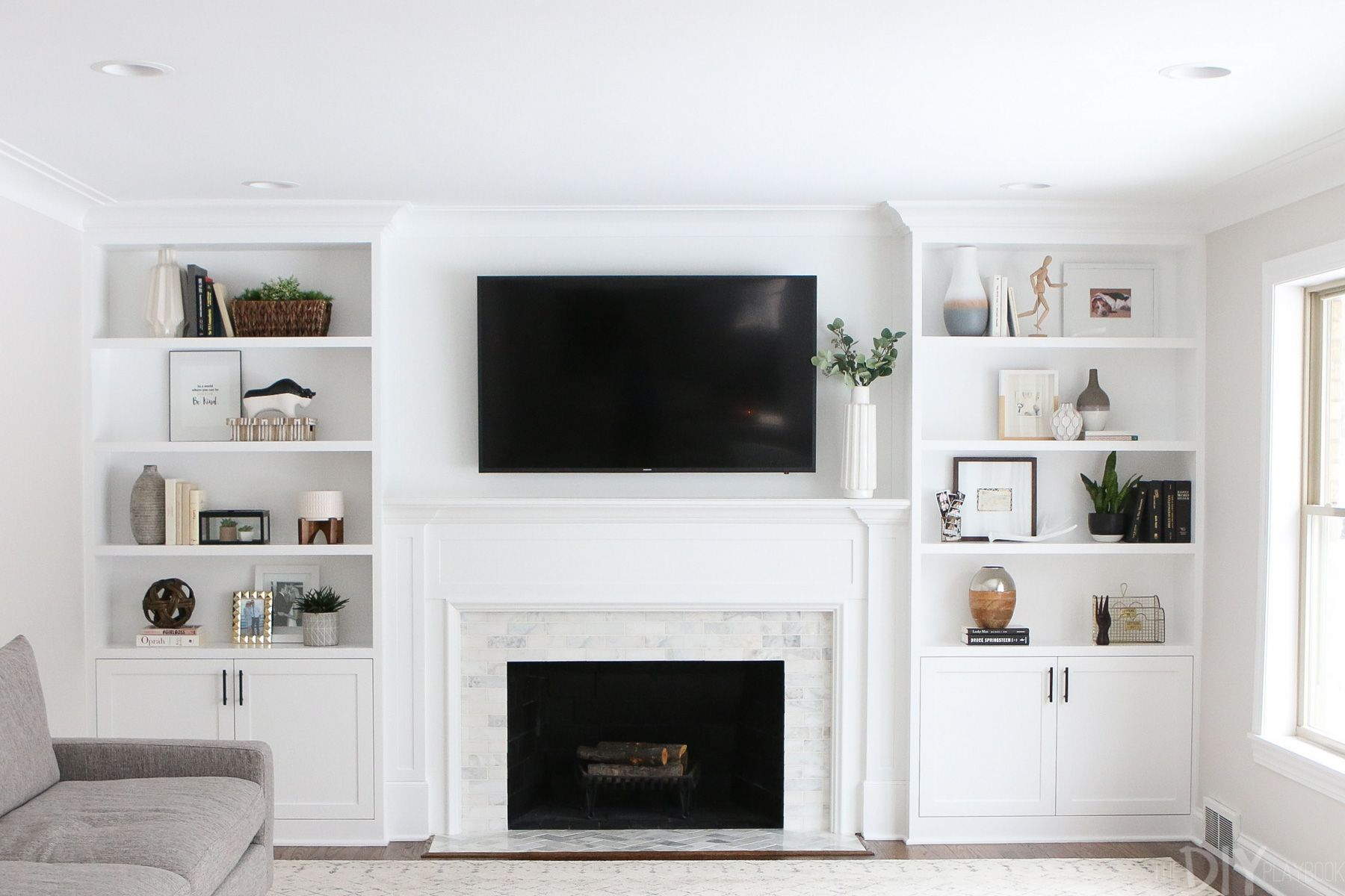 The Dos and Don'ts of Decorating Built-In Shelves | Built ...