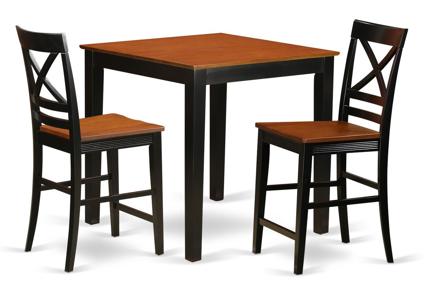3 Piece Counter Height Pub Table Set Pub Table Sets Counter