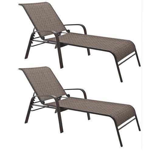 Found it at Wayfair - Oliver Patio Lounger