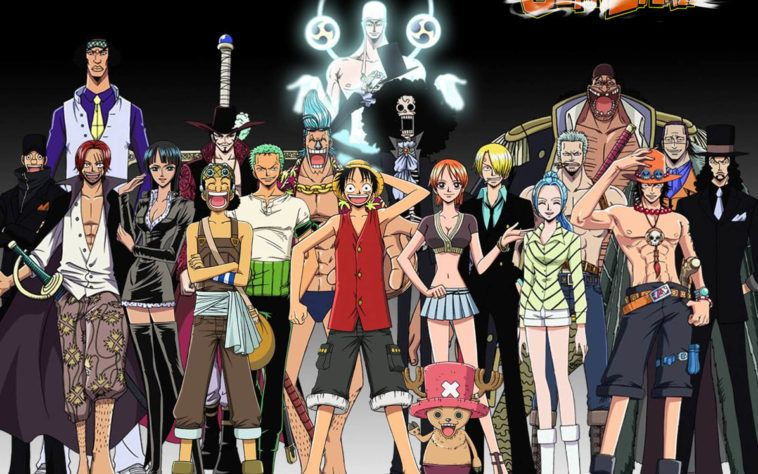 One Piece Size Comparison One Piece Crew Manga Anime One Piece One Piece Manga One piece stampede desktop wallpaper