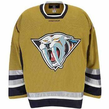 huge discount f246b 6b146 nashville predators third jersey