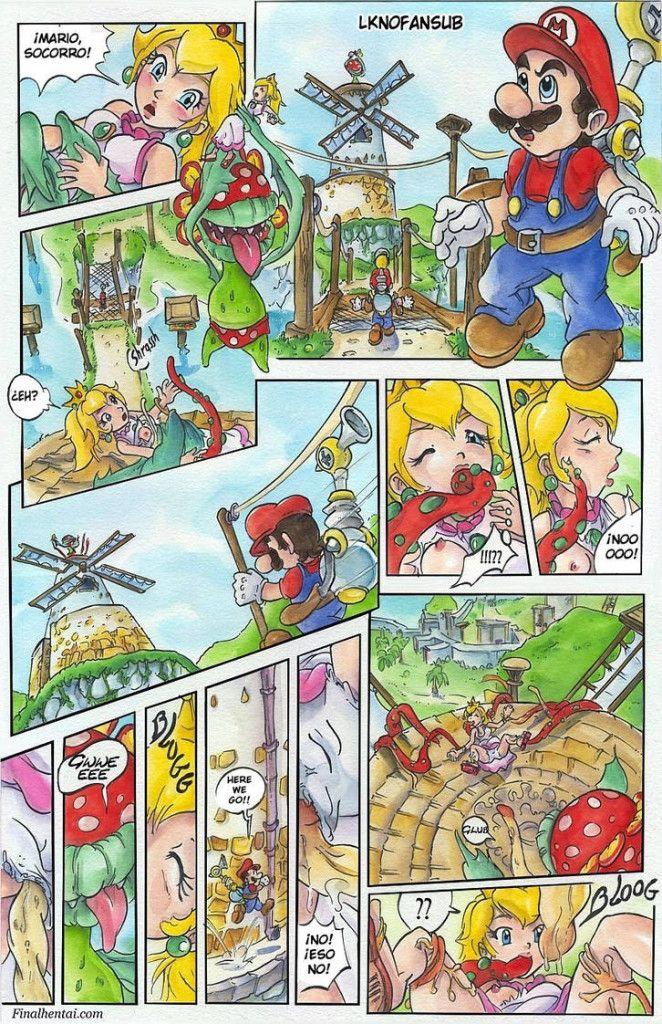 Super Mario Porn Video