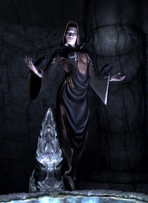 Nocturnal | Skyrim | Elder scrolls lore, Elder Scrolls ...