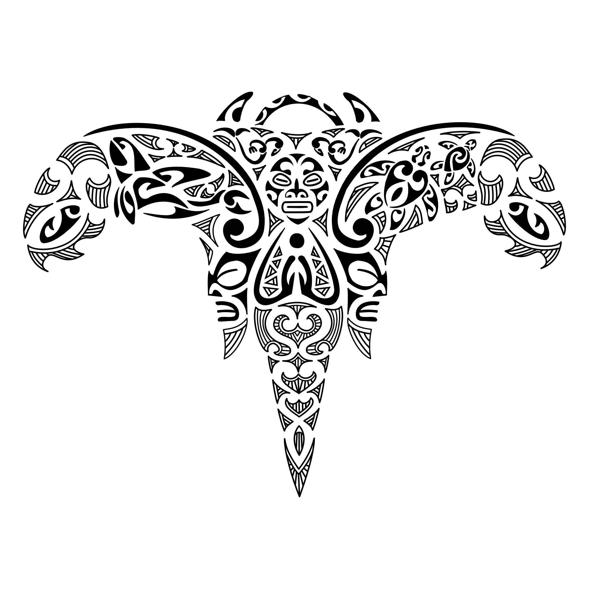 maori art maori angel piece tattoo maori engel tatoo. Black Bedroom Furniture Sets. Home Design Ideas