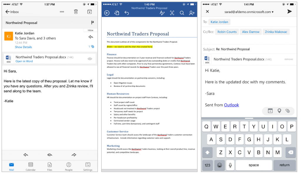 Microsoft Announces Deeper Integration Between Outlook And