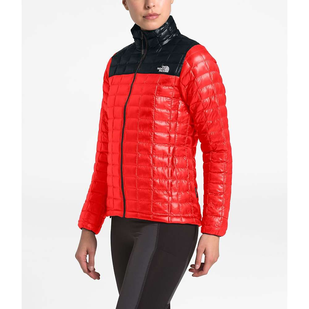 The North Face Women S Thermoball Eco Jacket North Face Women Insulated Jacket Women Insulated Jackets [ 1000 x 1000 Pixel ]