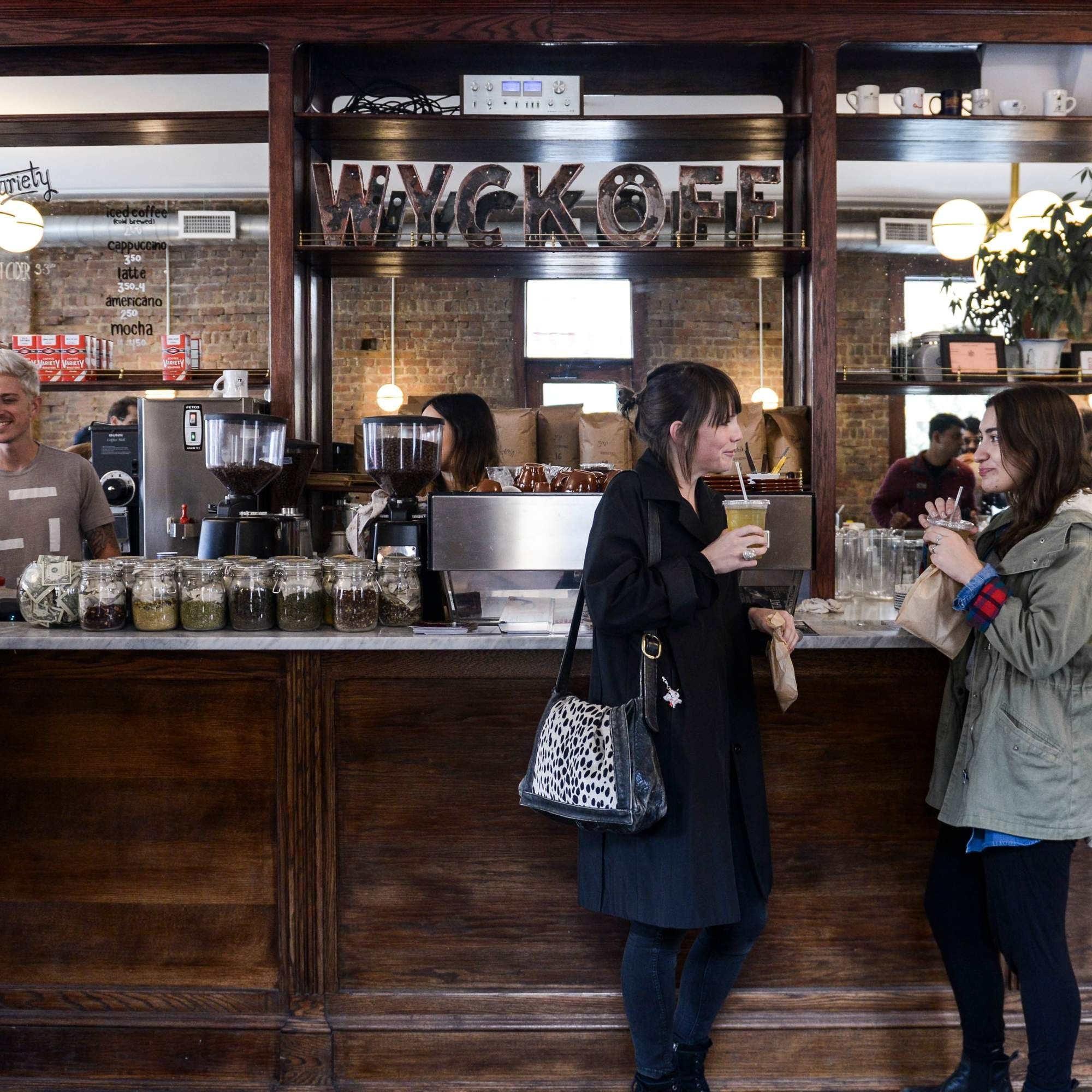 The restaurant at union fare a sprawling complex in union square in - Estela Owners Branch Out With Caf Altro Paradiso Cafes And Restaurants