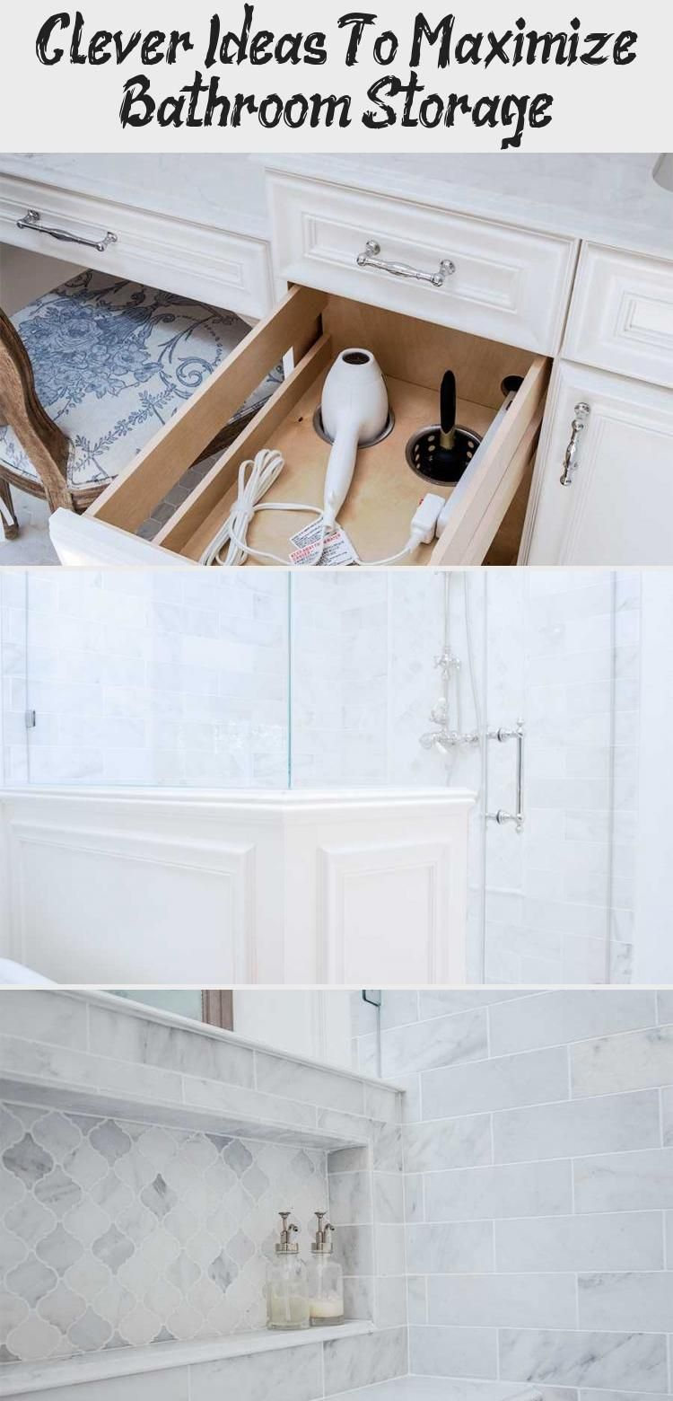 Clever Ideas To Maximize Bathroom Storage Bathroom Storage Boxes Storage Bathroom Storage