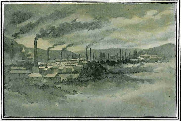 Bancrofts from Yorkshire: Woolcombing in Yorkshire - A Dirty Business !