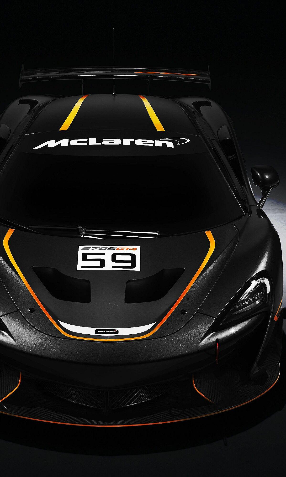 2016 Mclaren 570s Gt4 Top Sports Cars Cars Super Cars