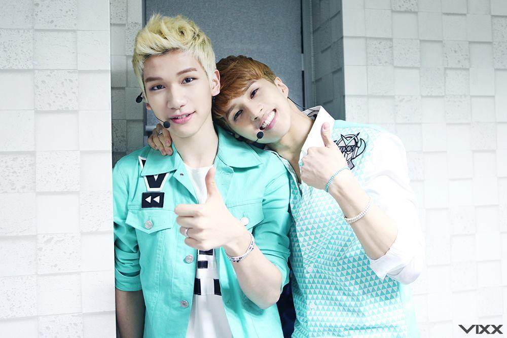 Hyuk and Ken
