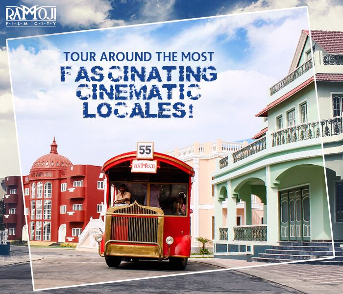Live Film City Tour In Vintage Bus Gives The Ultimate Feel Of The