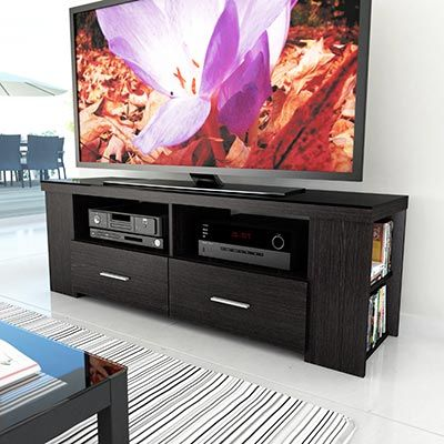 costco ravenwood 60 in television stand for the home 60 tv rh pinterest com