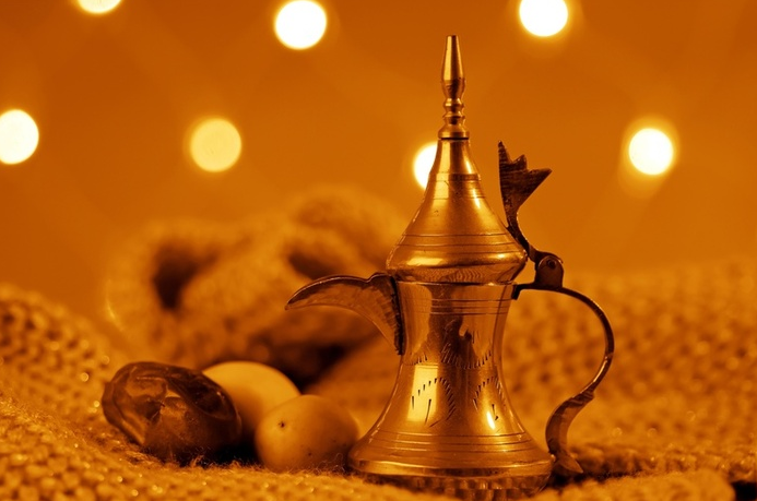 arabic tea pot Arabic tea, Tea pots, Ramadan
