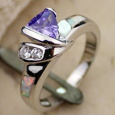1000 Images About Opal Rings On Pinterest Fire Opals Gemstone