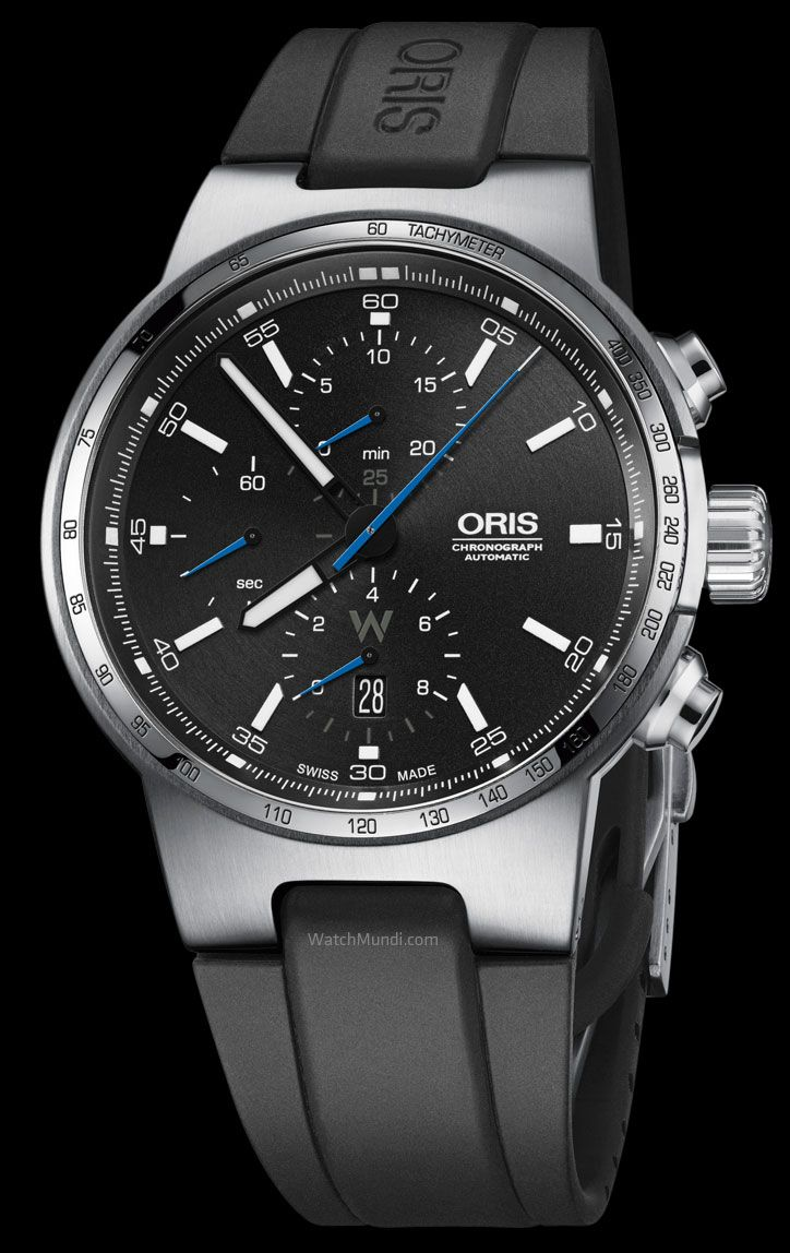 efdc6142604 Oris - Williams Chronograph. Oris launches a collection inspired by Williams  F1.