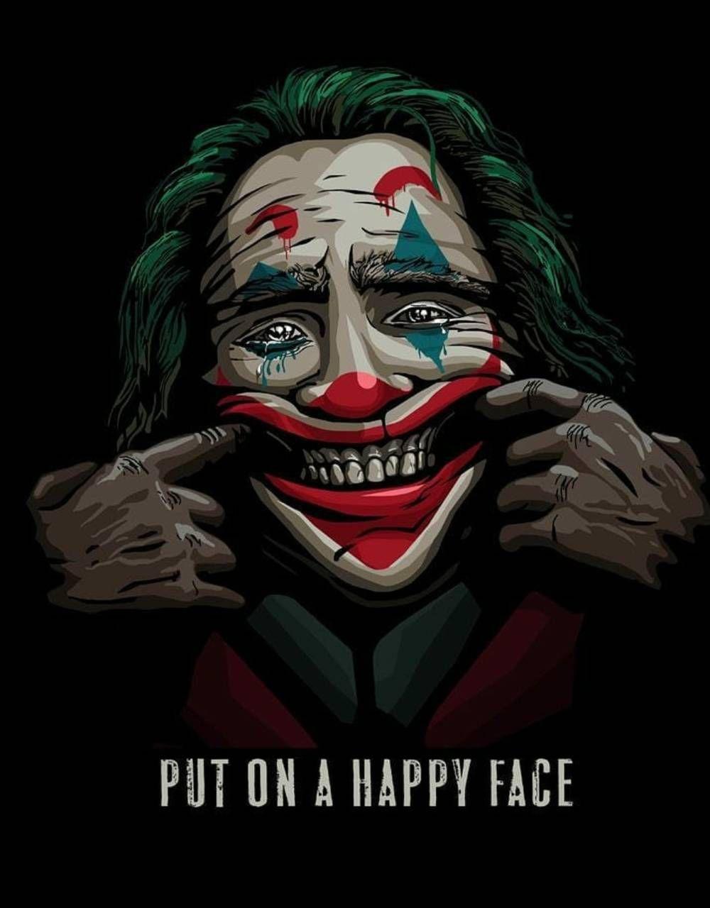 Pin By Exel Runtuwene On 123 Joker Poster Joker Art Joker Artwork