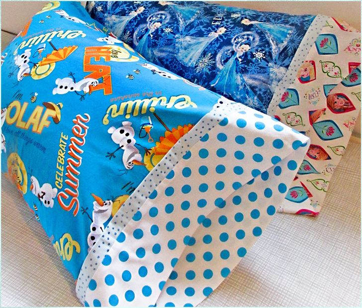 Burrito Style Pillowcase Burrito Style Pillowcase  Sew4Home  Sewing  Pinterest  Pin