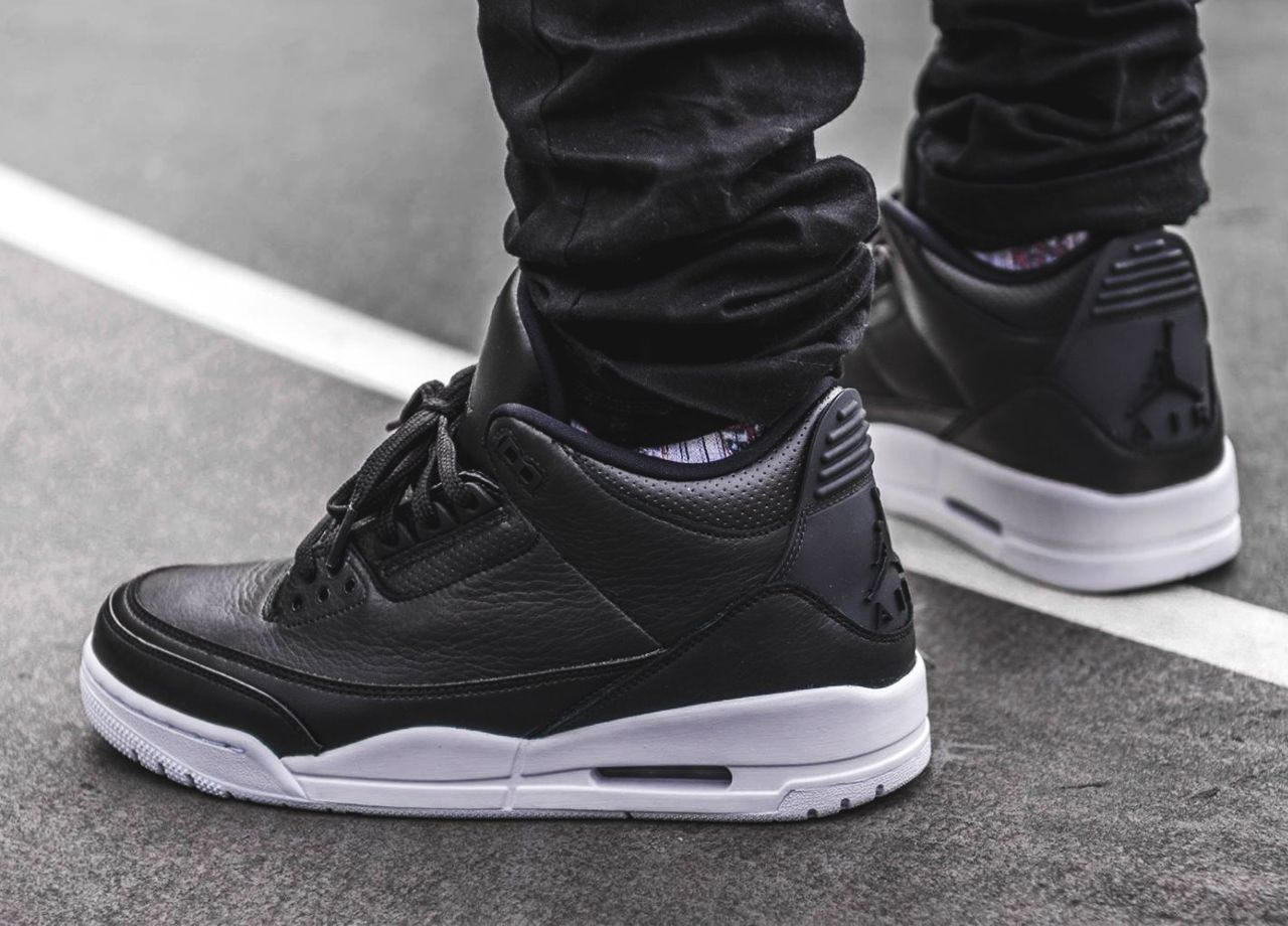 7ee04507ea55 Nike Air Jordan 3 Cyber Monday - 2016 (by Felix Oum) Get it at   Sneakersnstuff   Afew   Overkill   Find more shops