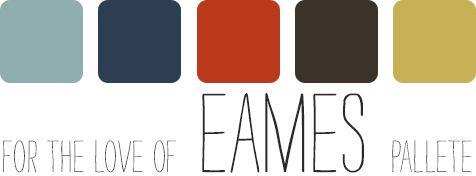Eames Color Palette Google Zoeken Pacific Northwest Colors Pacific Northwest Color Palette Dental Office Design