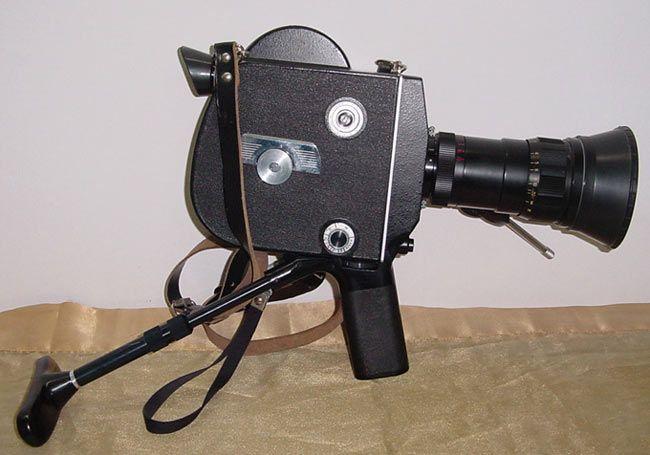 Zenit Video Camera 1970 S Video Camera Camera Movie Camera
