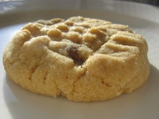 ...the best peanut butter cookie ever.....