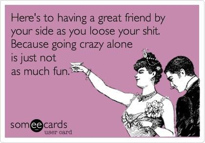 Funny Best Friend Ecard