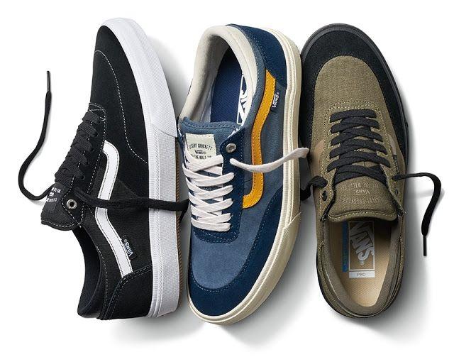 Vans Gilbert Crockett Pro 2 Release #vans #skate #skateshoes