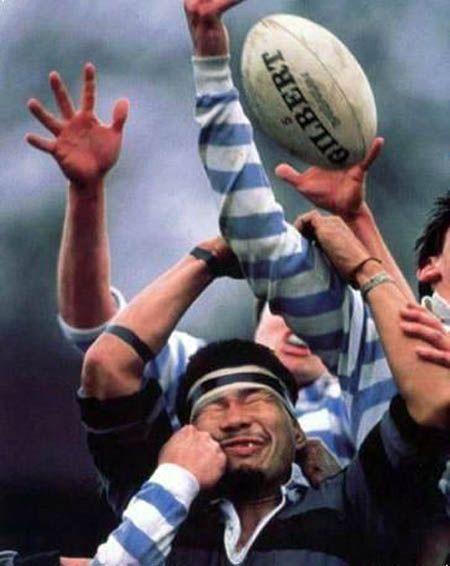 Rugby - no es para los debiluchos! el deporte masculino por excelencia!