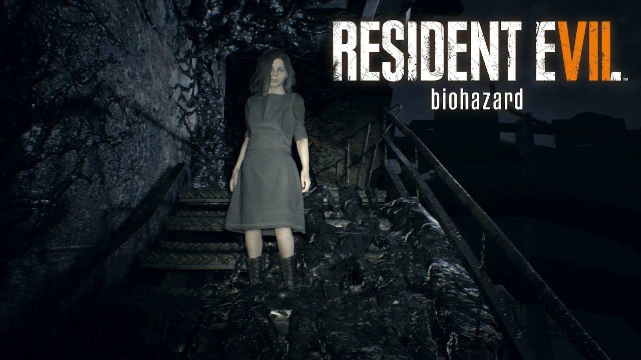 Resident Evil 7 Biohazard Full Hd 1080p 60fps Tam Oyun Canli