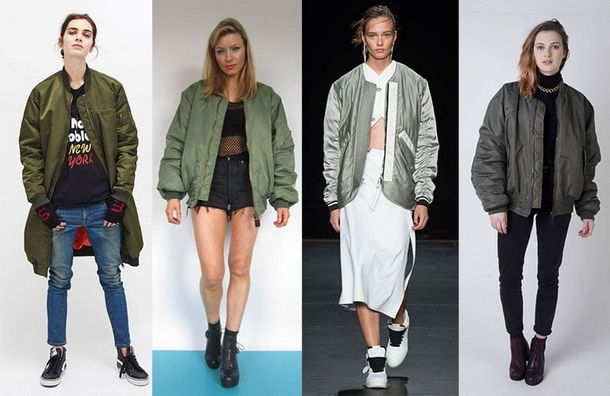 67eb2323664 модные куртки осень зима 2016 2017