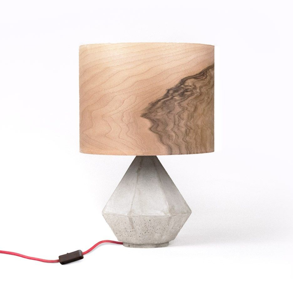Gemütlich Vibrant Design Lampe Aus Holz Ideen - Schlafzimmer Ideen ...
