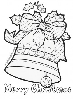 Printable Holiday Christmas Jingle Bells Coloring Pages For Kids Christma Printable Christmas Coloring Pages Free Kids Coloring Pages Christmas Coloring Pages
