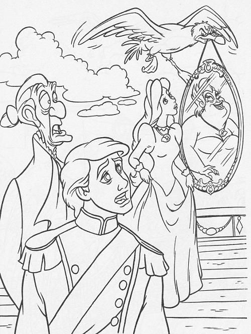 Disney XD Coloring Pages