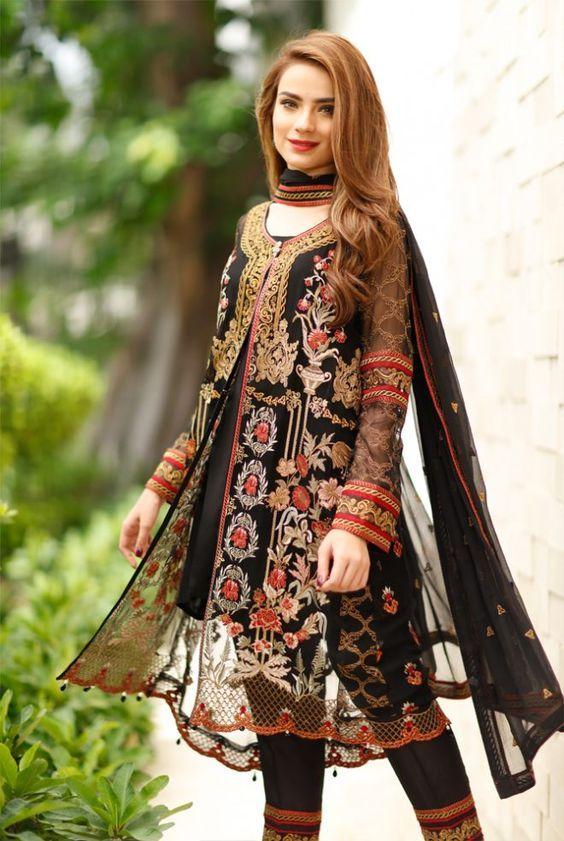 Pakistani dress 2018 pinterest summer