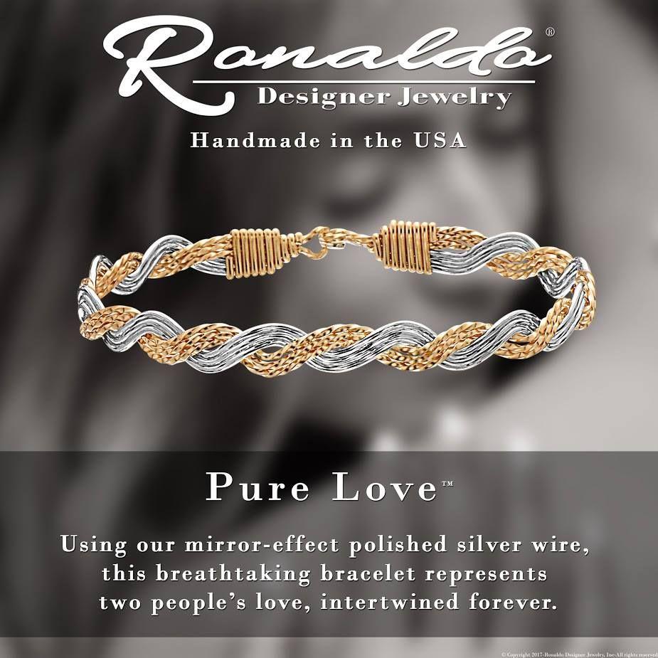 Handmade /& Polished Bracelet : I Love You To The Moon And Back