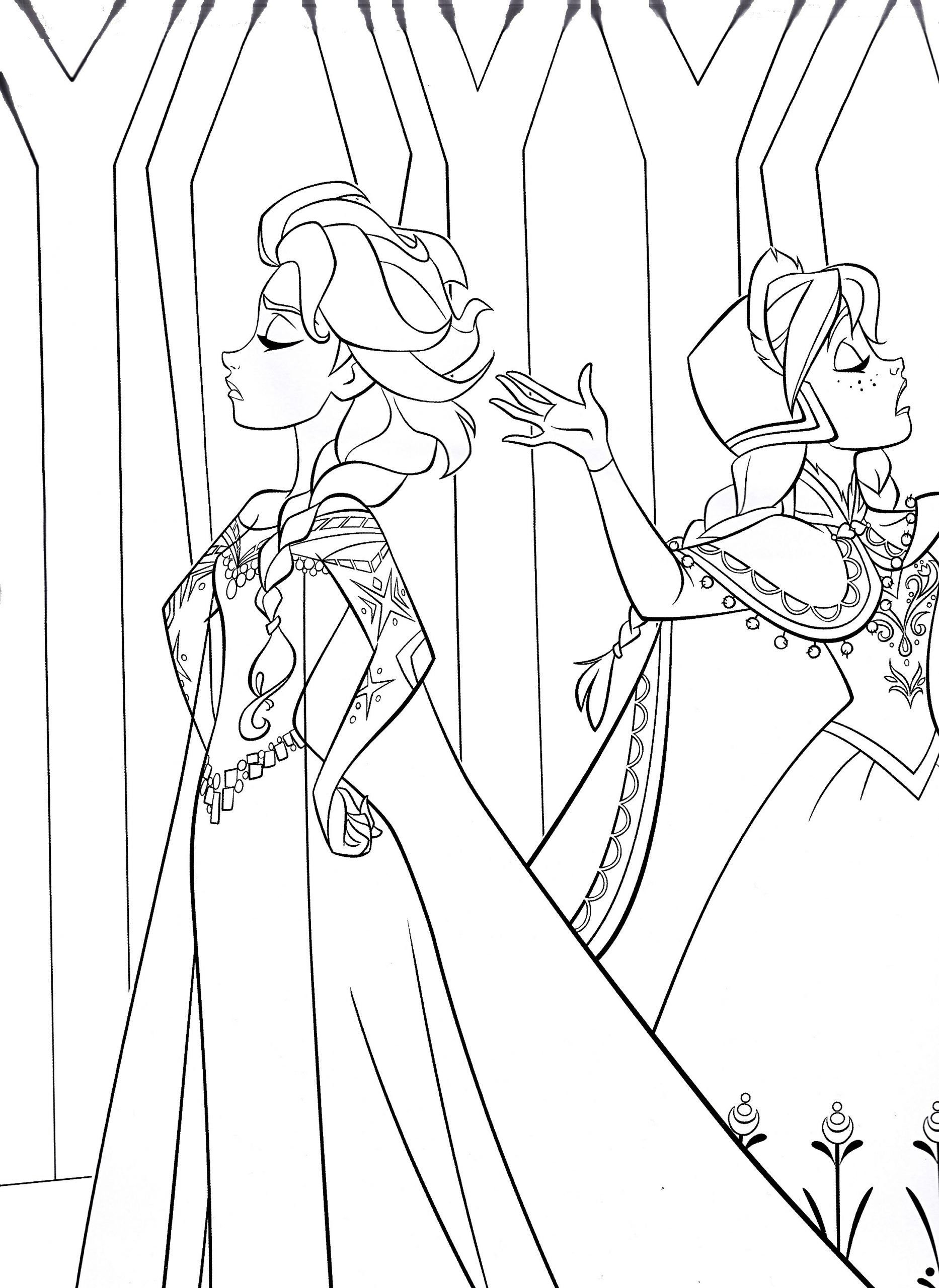 Anna From Frozen Coloring Pages Free Printable Frozen Coloring Pages For Kids Best Frozen Coloring Pages Elsa Coloring Pages Frozen Coloring